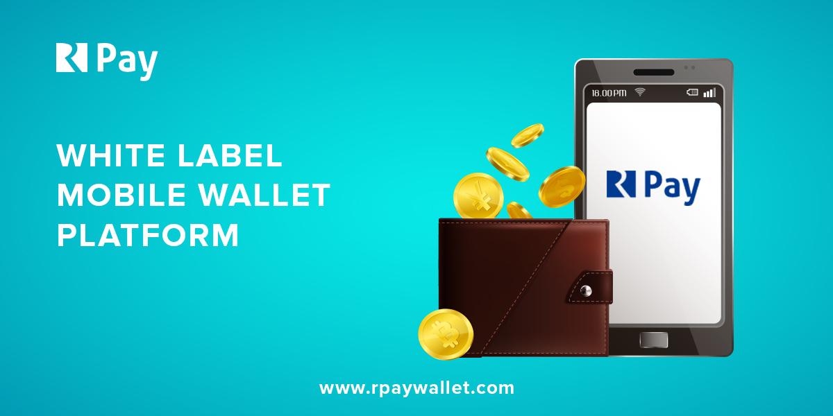 White label mobile wallet platform